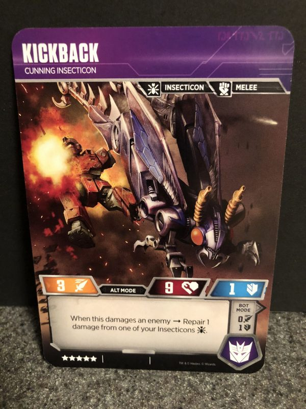Transformers Trading Card Game 10