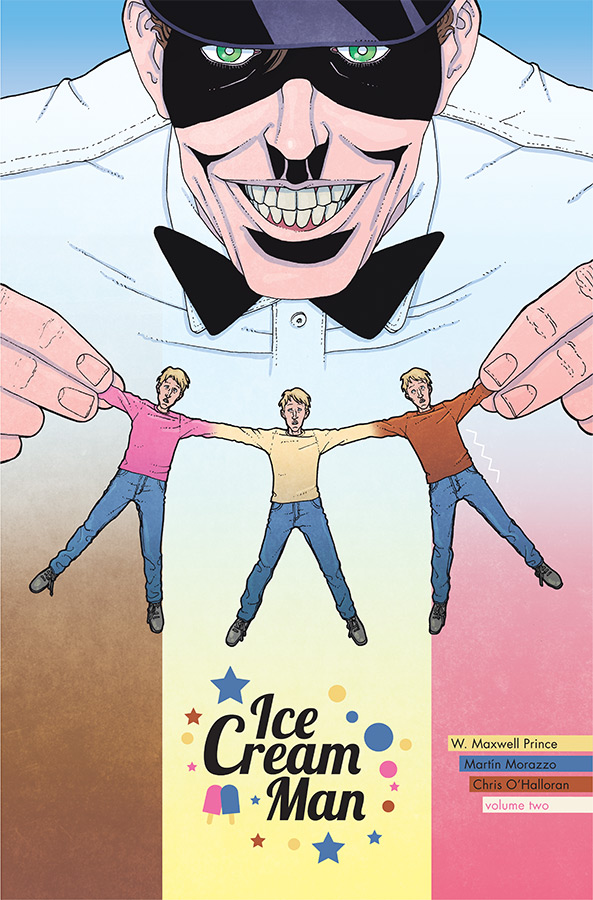 Ice Cream Man, Vol 2: Strange Neapolitan TP
