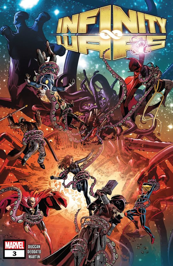 Infinity Wars 3 Review What If Captain America But Also Doctor
