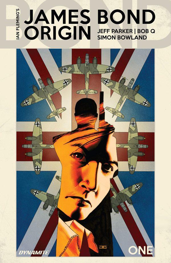 James Bond: Origin #1 cover by John Cassaday