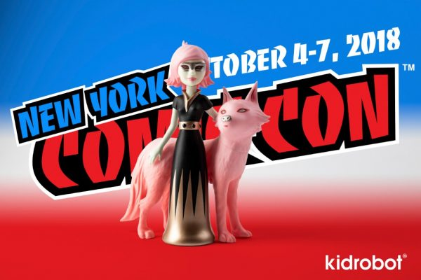 Kidrobot Dreamwell NYCC Exclusive