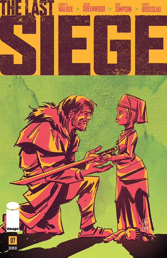 The Last Siege #7 (of 8)