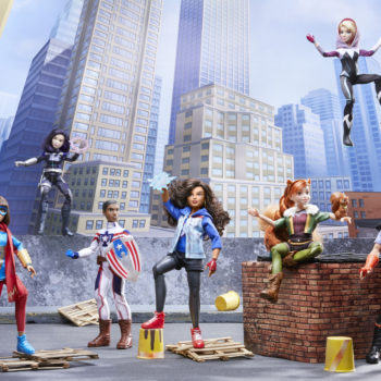 Marvel Rising Secret Warriors Toy Line 1