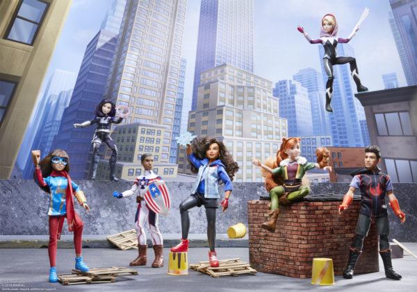 Marvel Rising Secret Warriors Toy Line 1
