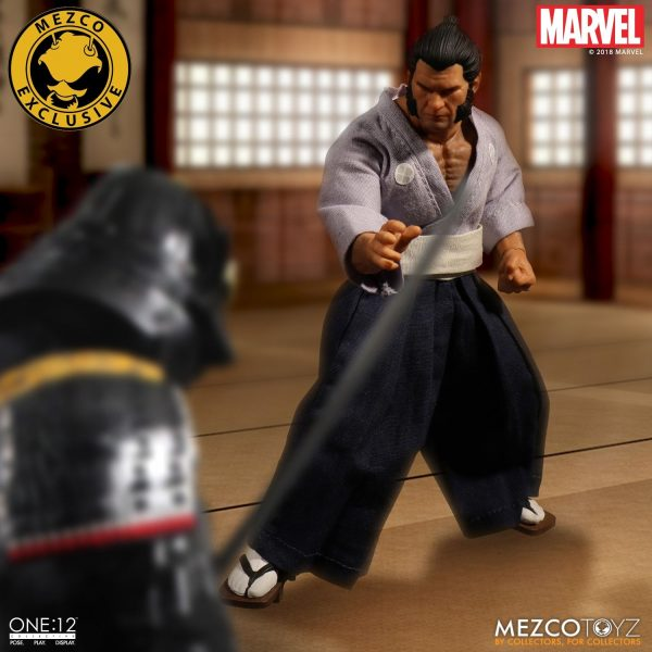 One 12 Collective Ronin Wolverine NYCC Exclusive 10