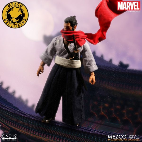 One 12 Collective Ronin Wolverine NYCC Exclusive 2