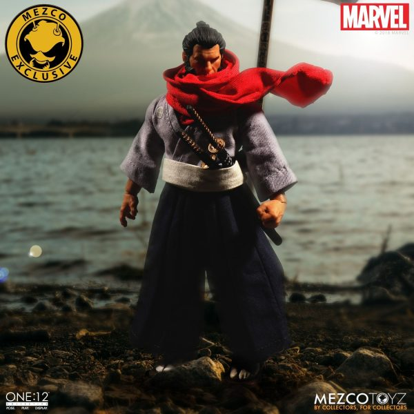 One 12 Collective Ronin Wolverine NYCC Exclusive 7