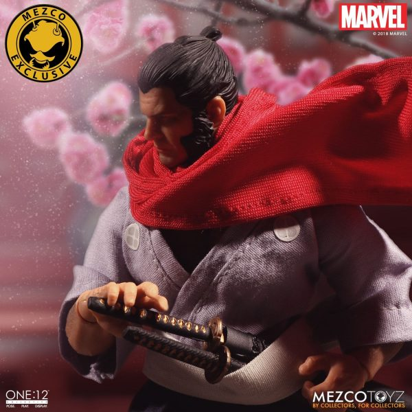 One 12 Collective Ronin Wolverine NYCC Exclusive 9