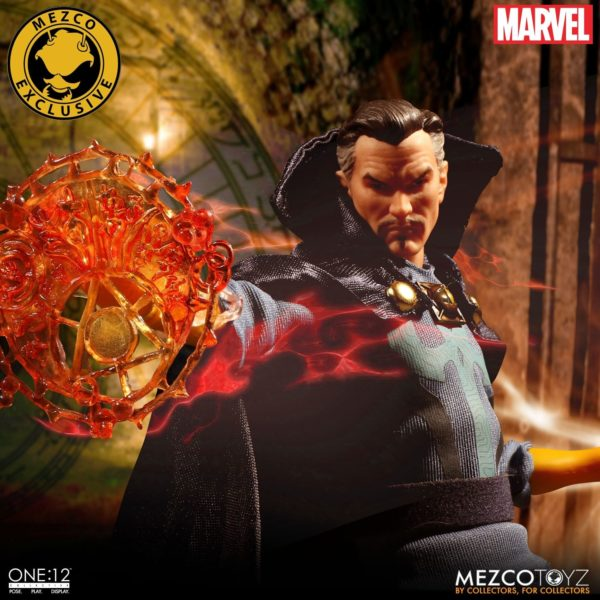 One12 Collective 1st Apperance Doctor Strange NYCC Exclusive 9