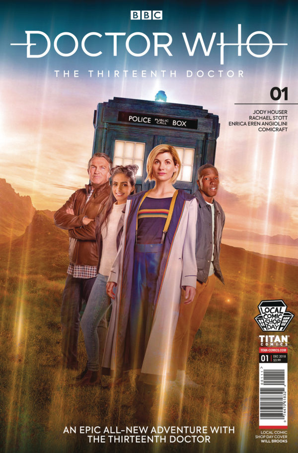 titan has doctor who the thirteenth doctor 13 cover set for local