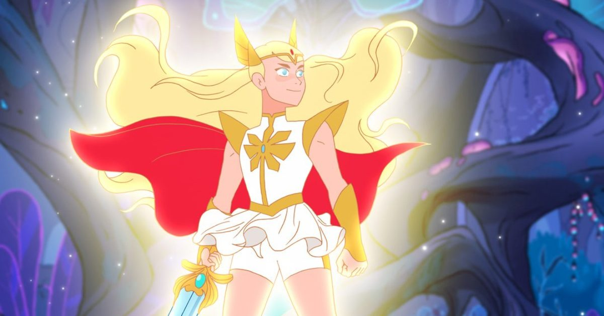 13th Nov: She-Ra and the Princesses of Power (2018), 1