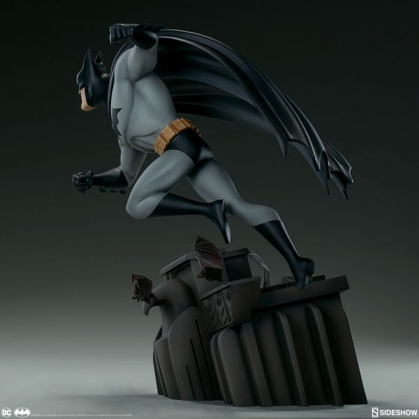 Sideshow Collectibles Batman The Animated Series Batman Statue 2
