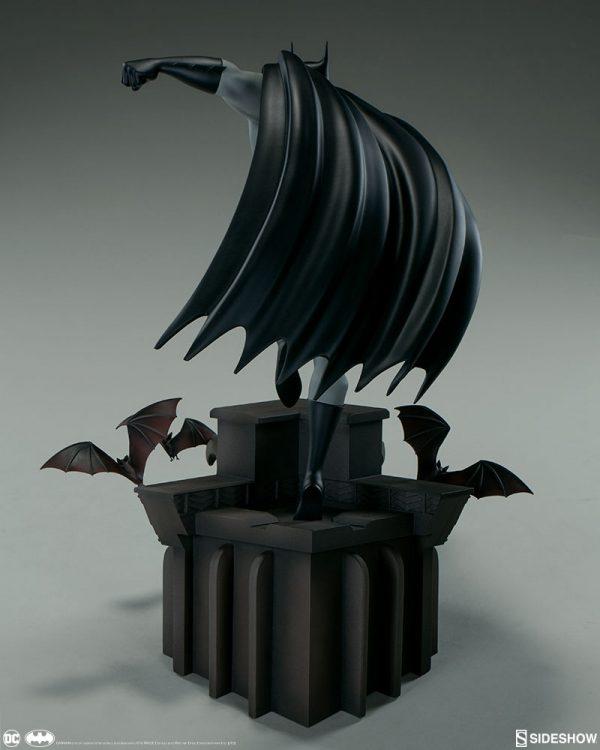 Sideshow Collectibles Batman The Animated Series Batman Statue 3