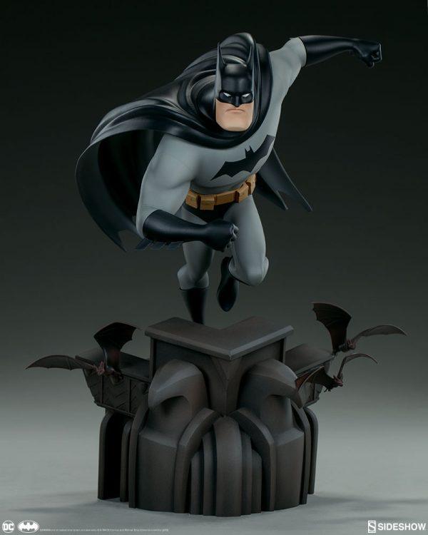 Sideshow Collectibles Batman The Animated Series Batman Statue 5