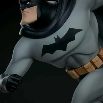 Sideshow Collectibles Batman The Animated Series Batman Statue 6
