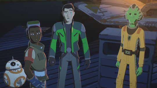 Star Wars Resistance Still 1