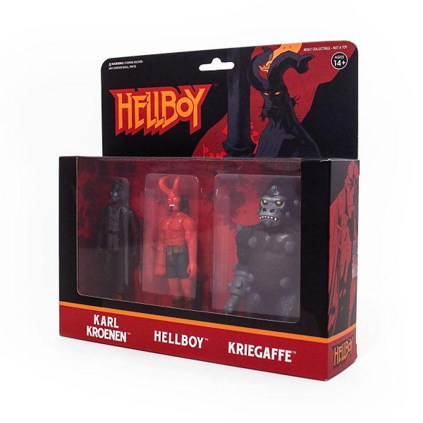 Super7 Hellboy ReAction Figures Wave 2 NYCC Exclusive Box 1