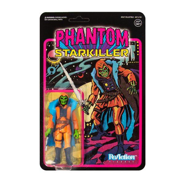 Super7 Killer Bootlegs Phantom Starkiller NYCC Exclusive