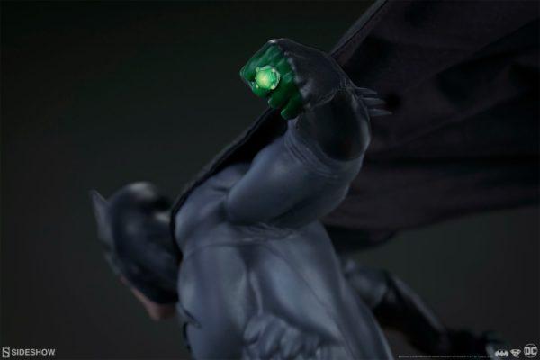 Superman Vs Batman Diorama Statue Sideshow 5