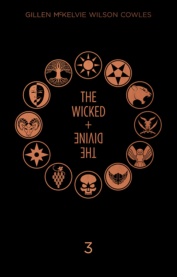 The Wicked + The Divine, Book 3 HC