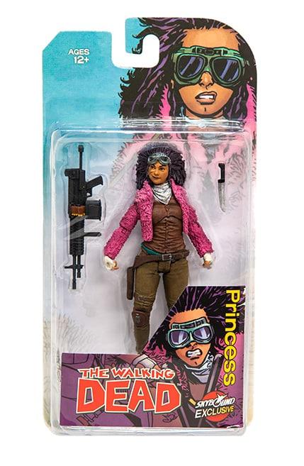 Walking Dead McFarlane Toys NYCC Exclusive Juanita Sanchez 2
