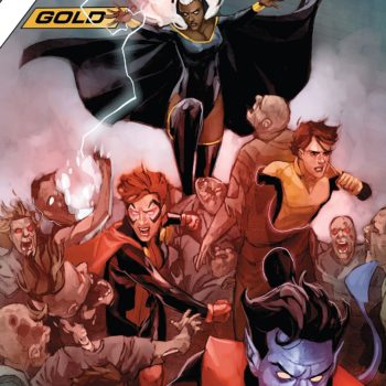 X-Men: Gold #35 cover by Phil Noto