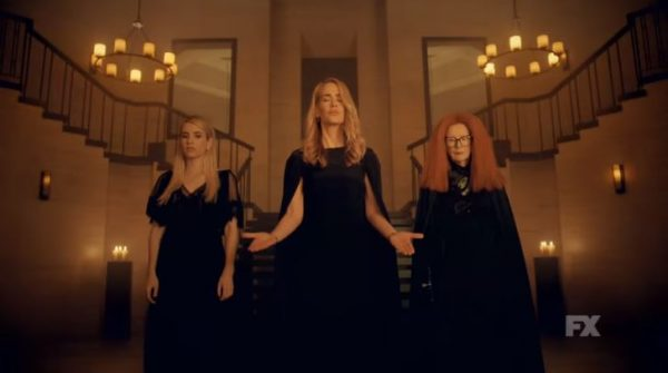 American Horror Story's Ryan Murphy Confirms'Coven