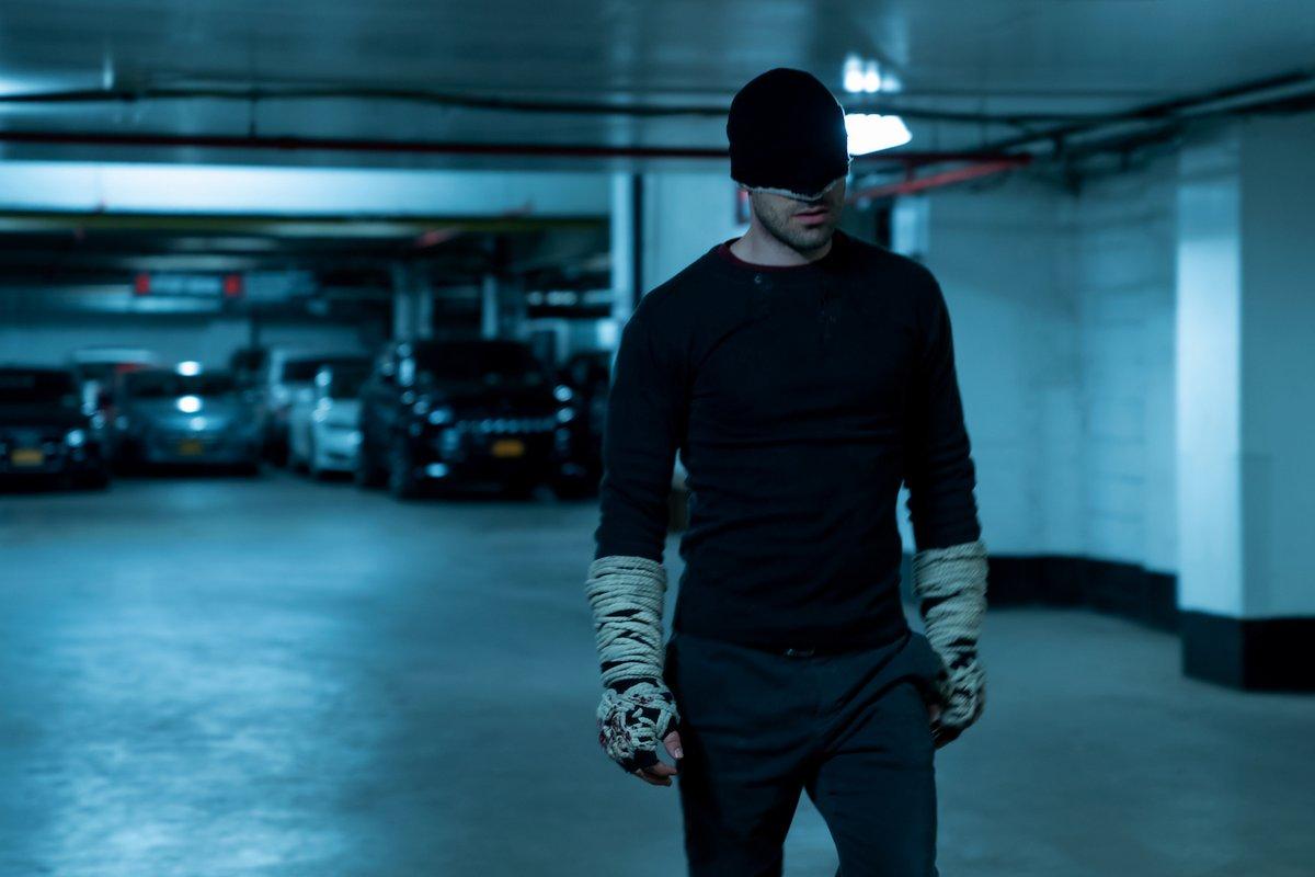 Daredevil Season 3: New Poster Teases Matt Murdock's Internal Conflict - Bleedin...