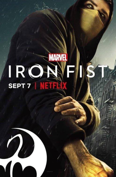 Resultado de imagen para iron fist