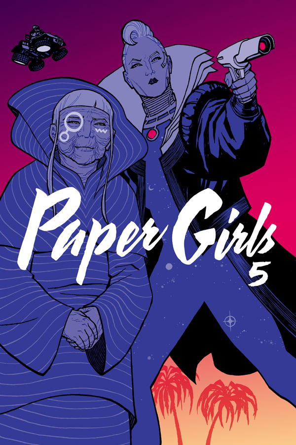 Paper Girls, Vol. 5 TP