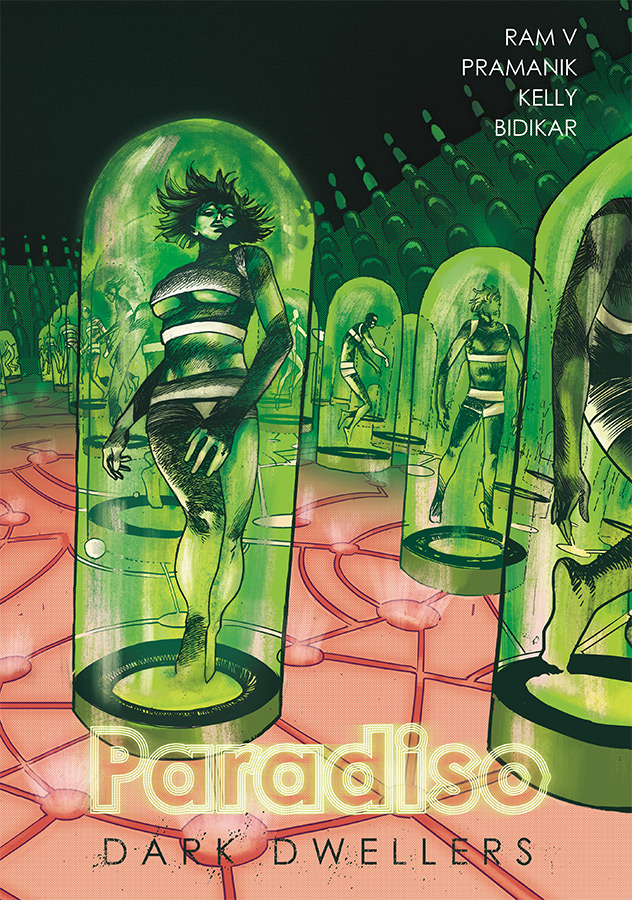 Paradiso, Vol. 2: Dark Dwellers TP