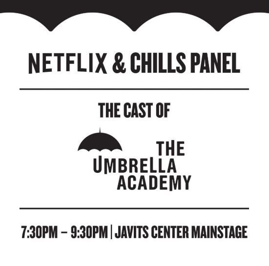 umbrella academy ba netflix artwork