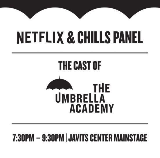 umbrella academy ba netflix artwork