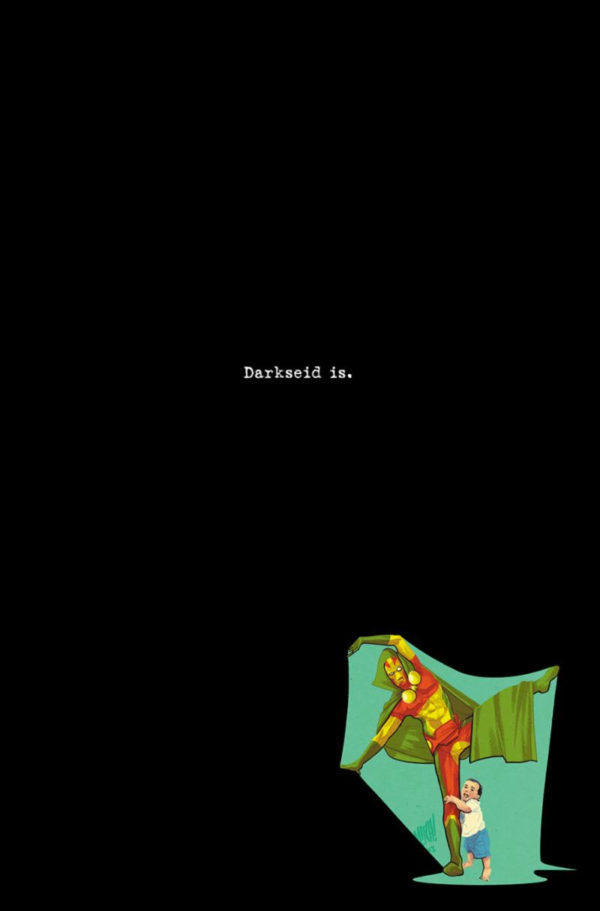 Image result for mister miracle 12 cover