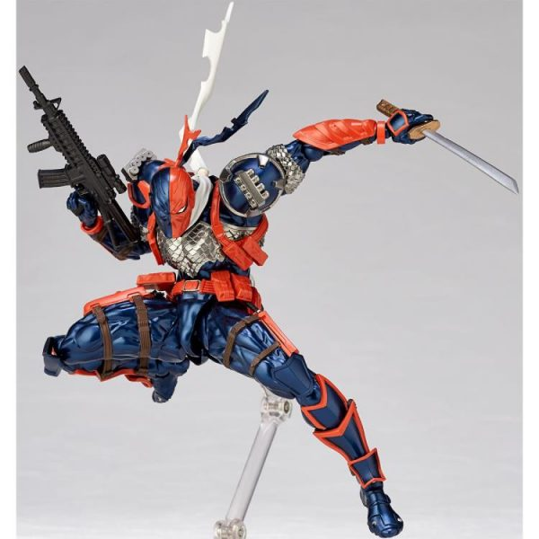 Amazing Yamaguchi Revoltech Deathstroke 2