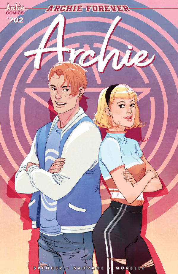 Will Sabrina and Archie be Hooking up in the Nick Spencer/Marguerite Sauvage Run?