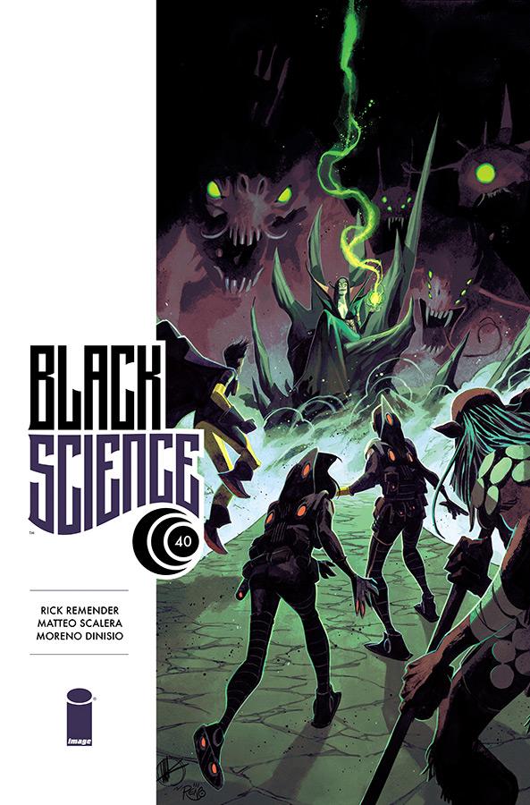 Black Science #40