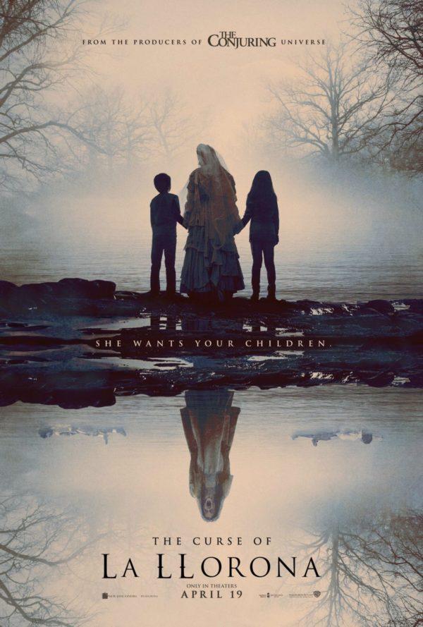 Curse of La Llorona Poster 1