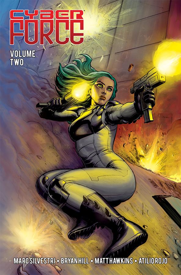 Cyber Force: Awakening, Vol. 2 TP