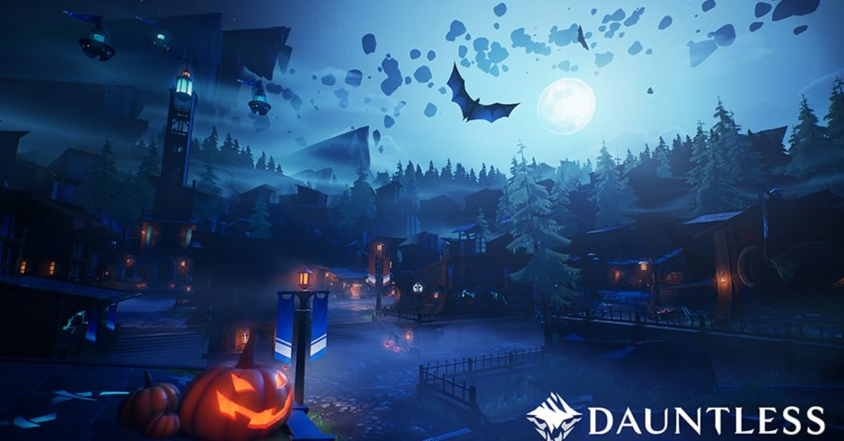 Dauntless Is Getting a Halloween Event Called Dark Harvest