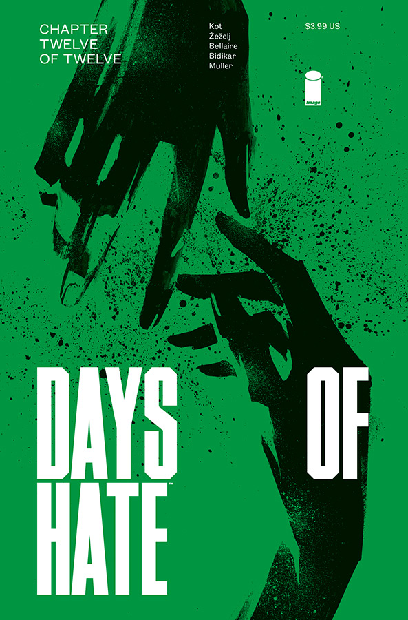 Days of Hate #12 (of 12)