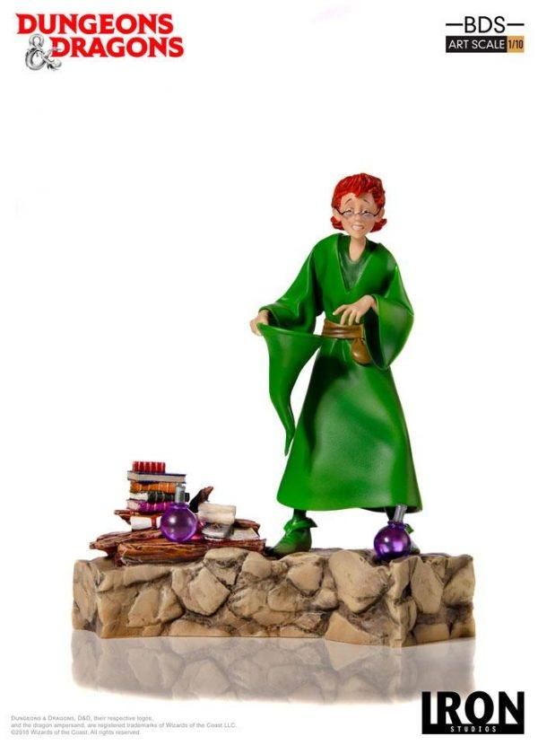 Dungeons and Dragons Cartoon Presto Statue