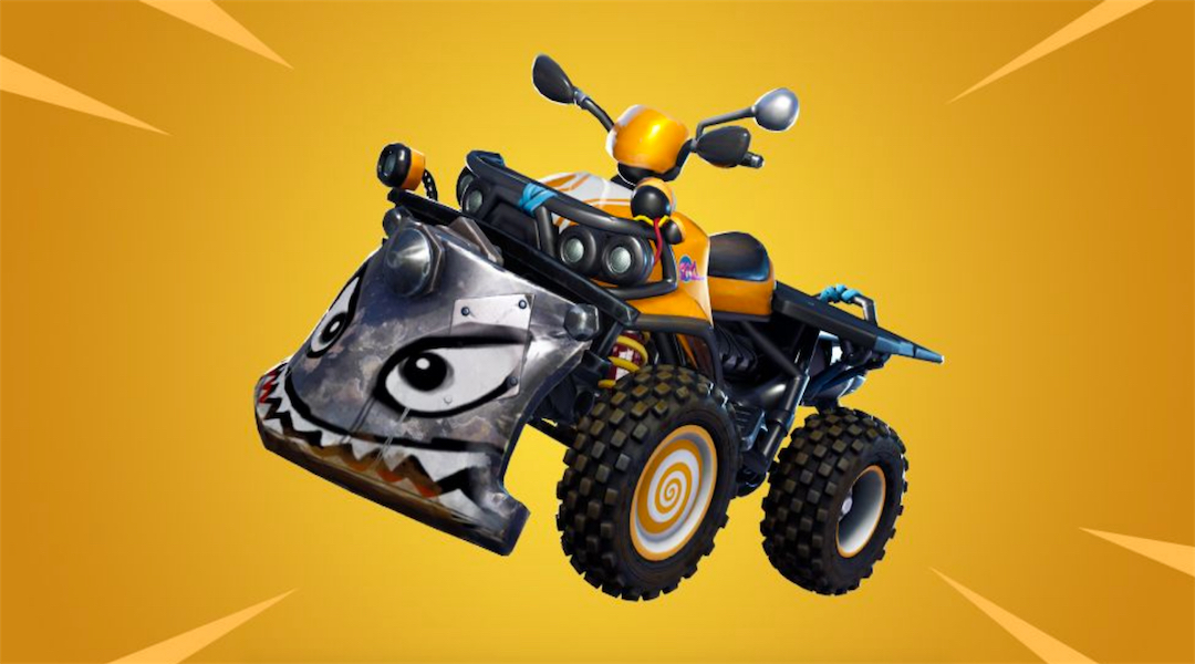 Fortnite Receives a New Vehicle in the Latest Patch - Bleeding Cool News And Rum...
