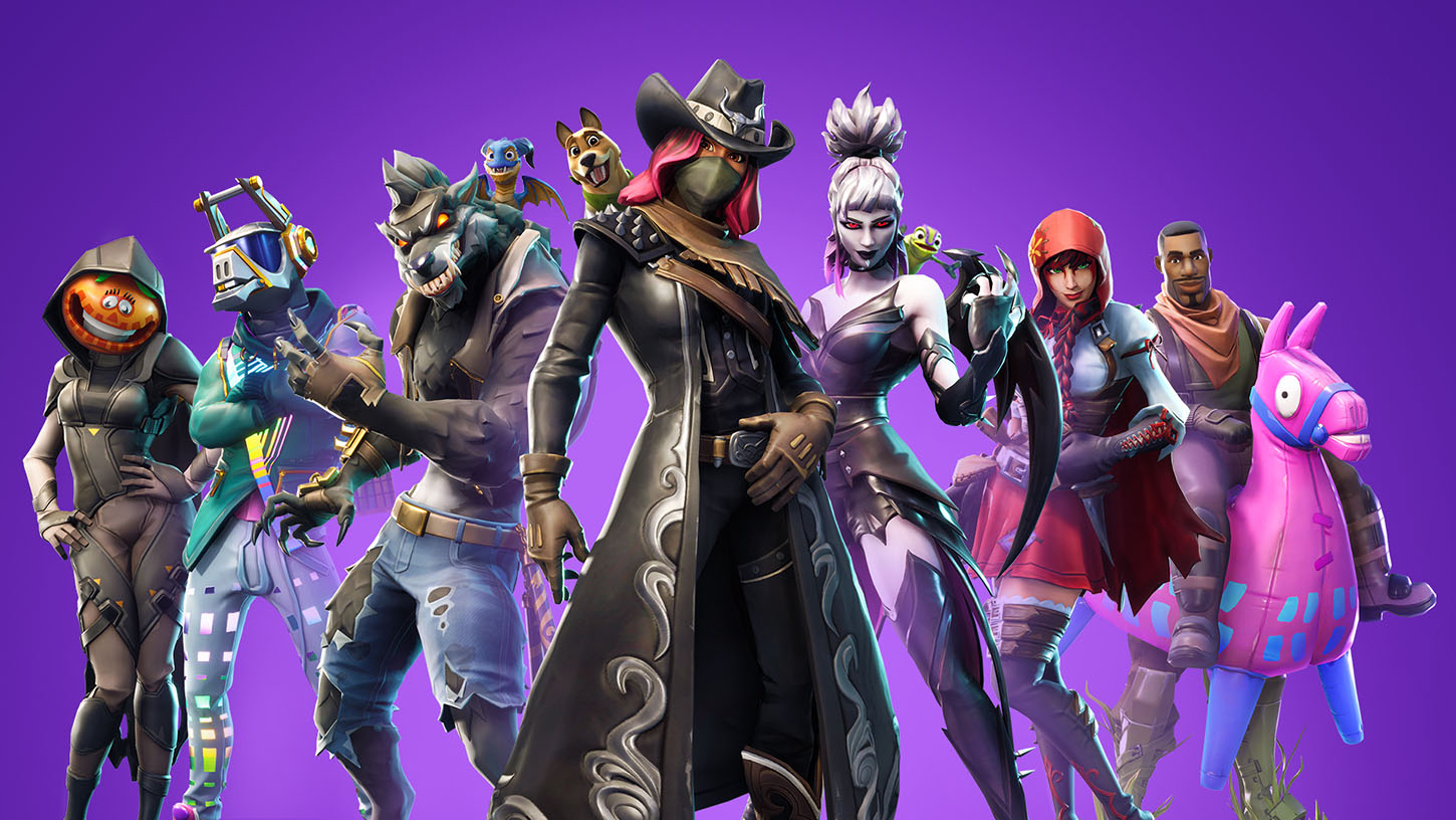 Fortnite's Concurrent Player Count has Hit the 8 Million Mark
