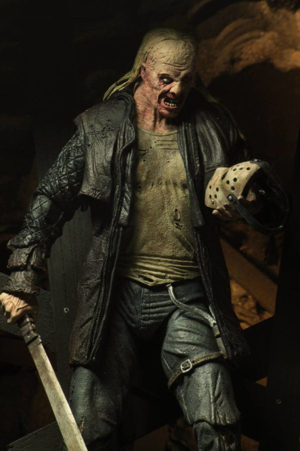 NECA Friday The 13th 2009 Ultimate Jason 6