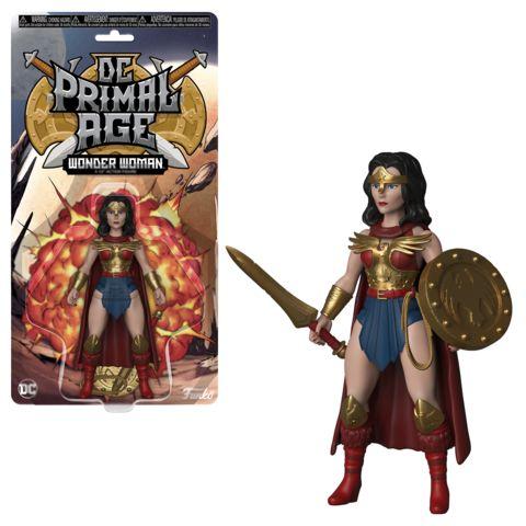 Funko DC Primal Age Wonder Woman