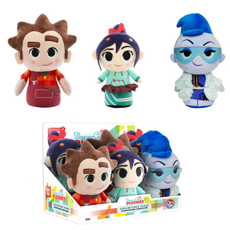 Funko Disney Wreck It Ralph Plush