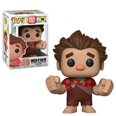Funko Disney Wreck It Ralph Pop