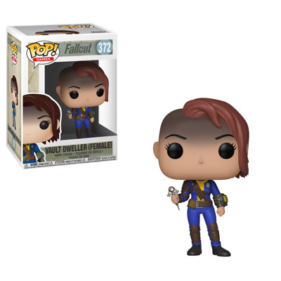 Funko Fallout Female Dweller