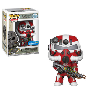 Funko Fallout Nuka-Cola Power Armor Pop